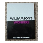 Williamson's Wonders (Kaufman) - USED BOOK