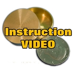 ONLINE VIDEO: Brass Okito Coin Box
