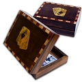 Card Changing Box- Antique Style