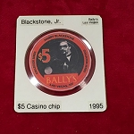 BLACKSTONE Bally's Casino Chip *PREOWNED*