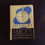 CATALOG - Abbott's Magic No. 7