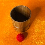 *CLOSEOUT* Chop Cup- Wood