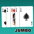 Clipped Card- Jumbo
