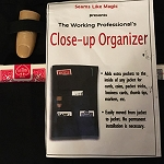 SOLD Magicians Closeup Organizer *PREOWNED*