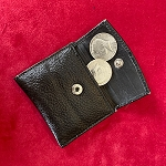 Snap Coin Pouch - LARGE 3.75 Inch