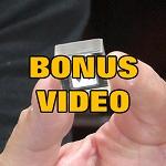 ONLINE VIDEO: Crystal Card Cube