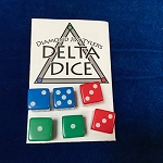 Delta Dice *PREOWNED*