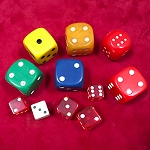 Dice Assortment *PREOWNED*