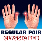 D'Lite - Light from Fingertips REGULAR PAIR Classic Red