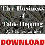 DOWNLOAD- The Business of Table Hopping eBook