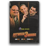 DVD Set - Between 3 Minds *PREOWNED*