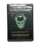 SOLD DVD - The Carlyle Touch (PREOWNED)