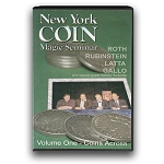 DVD - New York Coin Magic Seminar VOL. 1 - Coins Across (PREOWNED)
