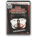 SOLD DVD - Amazing Johnathan: Wrong On Every Level (PreOwned)