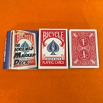 Boris Wild's Marked Deck *PREOWNED*