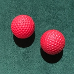 Easy Release Chop Cup Balls- Set of 2