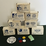 EZ Magic Boxed Tricks Assortment - VINTAGE