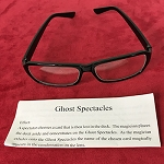 SOLD Ghost Spectacles *PREOWNED*