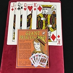 SOLD Giant Princess Cards *PREOWNED*