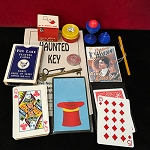 Magic Grab Bag #15 Including Haunted Key *PREOWNED*
