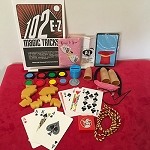 Magic Grab Bag #25 Including Super Psychic Chips *PREOWNED*
