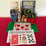SOLD Magic Grab Bag #29 Including Card Silk *PREOWNED*