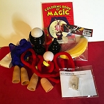 SOLD Magic Grab Bag #34 Including Silk and Ball Vase *PREOWNED*