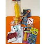 Magic Grab Bag #40 Including Silver Ball Vase *PREOWNED*