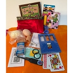 Magic Grab Bag #43 Including Velveteen Egg Bag *PREOWNED*