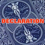 Declaration (INSTANT DOWNLOAD)