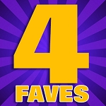 Four Faves (INSTANT DOWNLOAD)