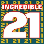Incredible 21 (INSTANT DOWNLOAD)