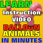 ACCESS PAGE FOR: Learn Balloon Animals