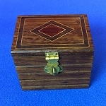 SOLD Inlaid Watch Box *PREOWNED*