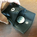Jumbo Snap Coin Pouch
