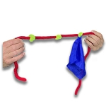 Jumping Silk On Rope