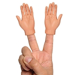 Little Hand Finger Puppet