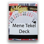 Mene Tekel Deck + ONINE VIDEO