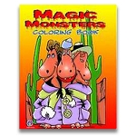 *CLOSEOUT* Magic Monsters Coloring Book
