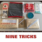 Nine Tricks Magic Grab Bag - PREOWNED