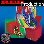 Red Production Box