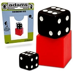 Adams Shrinking Dice + ONLINE VIDEO and WAND