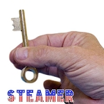 Steamer Skeleton Key