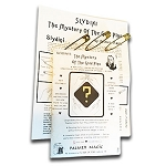 Slydini's Mystery Of the Golden Pins PREOWNED