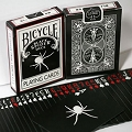 Spider Black Deck with BONUS Cards