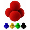 Sponge Balls- SUPER SOFT 1.5inch Set of 4
