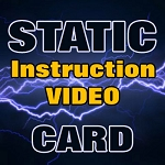 ONLINE VIDEO: Static Card