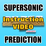 ONLINE VIDEO: Supersonic Prediction