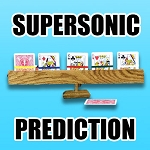 Supersonic Prediction + ONLINE VIDEO