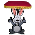 OS Table- Revolving Rabbit